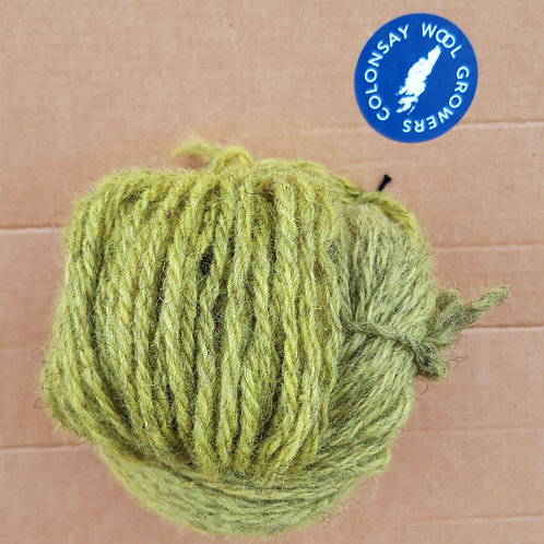 Plant Dyed CHUNKY weight
