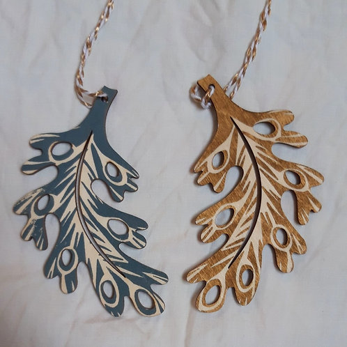 Screen-printed Hanging Decorations