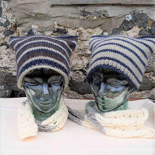 Colonsay Square Hat