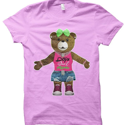 Dope Gurl Fresh-SHORT SLEEVE T-SHIRT