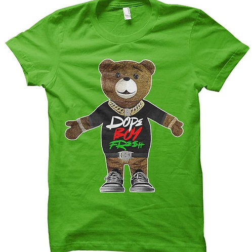 Dope Boy Fresh-SHORT SLEEVE T-SHIRT