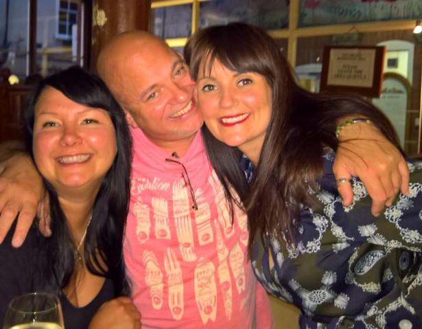 last wine bar with elisha and claire