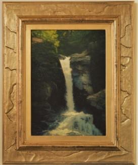 P.H. Miller Waterfall-Motif Frame