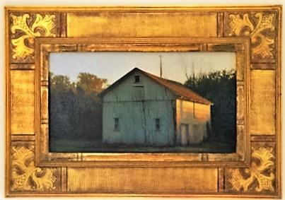 Bergeron Barns Frame