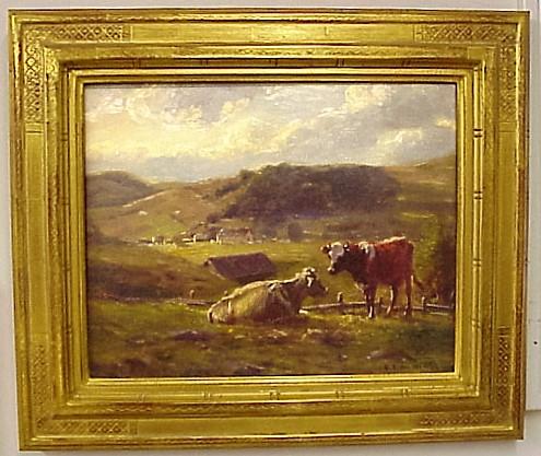 Frederick Harer-Inspired Frame