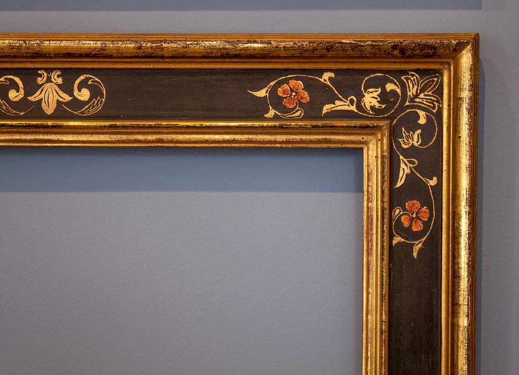 P.H. Miller handmade gilded artframe