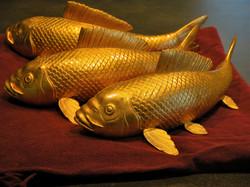 P.H. Miller handmade gilded art fram
