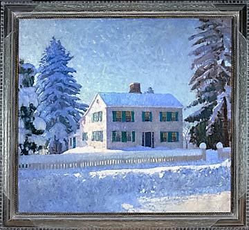 N.C. Wyeth's Zirngiebel House