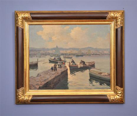 A Terini painting frame.JPG
