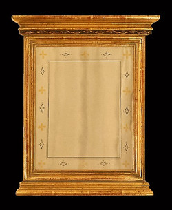 Tabernacle Style Looking Glass