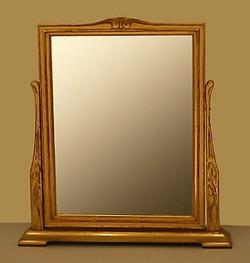 Gilded Swing Frame Mirror