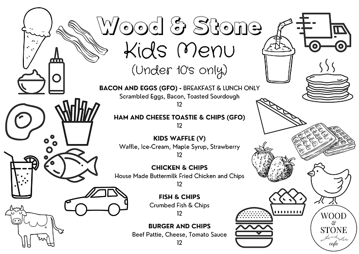 Wood and Stone Cafe - Kids Menu.png