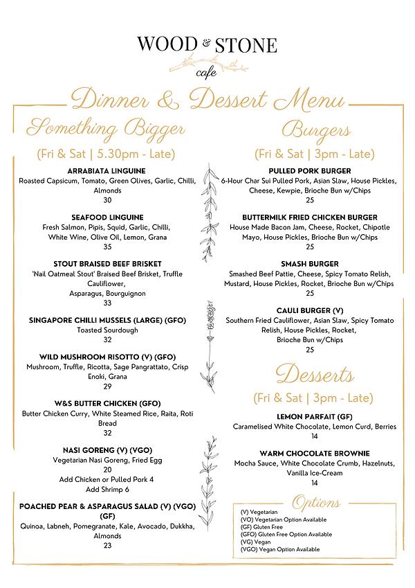 Dinner, Burgers & Dessert Menu.png