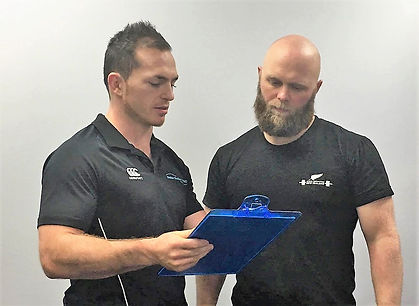 Talking to Richie Patterson, owner of Functional Strength Gym, Albany, North Shore