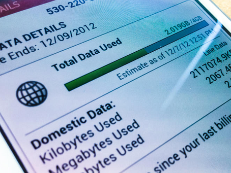 Five ways to lower your smartphone data consumption