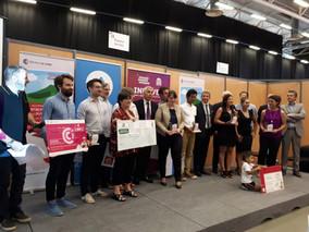 Animation concours de la création reprise d'entreprise de la CCI du Puy-de-Dôme 2017