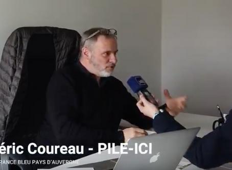 Boursorama et France Bleu parlent de Pile Ici