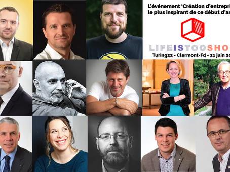 Création d'entreprises, Découvrez LE rendez-vous des créateurs, start-up et dirigeants à Clermont-Fd