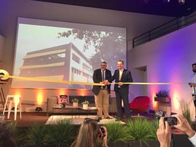 Inauguration officielle de Turing 22, l'un desplus grand espace de coworking Europe