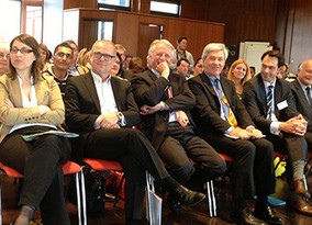 Table Ronde : Comment innover dans l'industrie ?