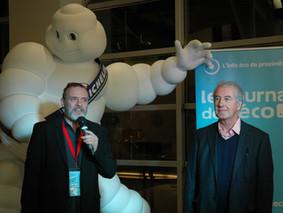 Animation : Les Trophées de l'éco à l'Aventure Michelin