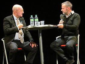 Table Ronde : Grand témoin d'une belle soirée : Henri Chibret !