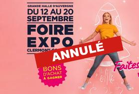 Annulation de la Foire de Clermont-Cournon, des pertes colossales pour l'économie régionale et s