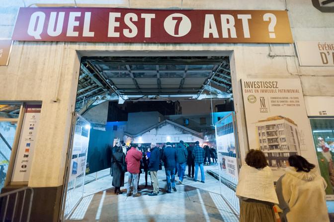 Un espace culturel éphémère en cœur de ville de Clermont-Ferrand : All Solutions Events aux cotés du