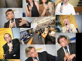 René Zingraff, cogérant de la Manufacture Michelin, lance la plateforme Ecobiz