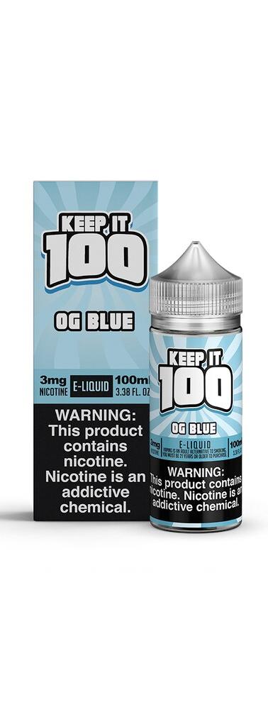 Keep It 100 eLiquid