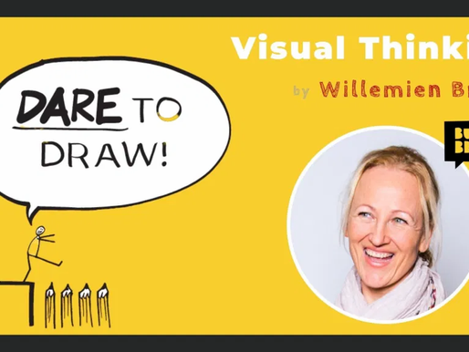 Visual Thinking by Willemien Brand - Free Virtual Learning