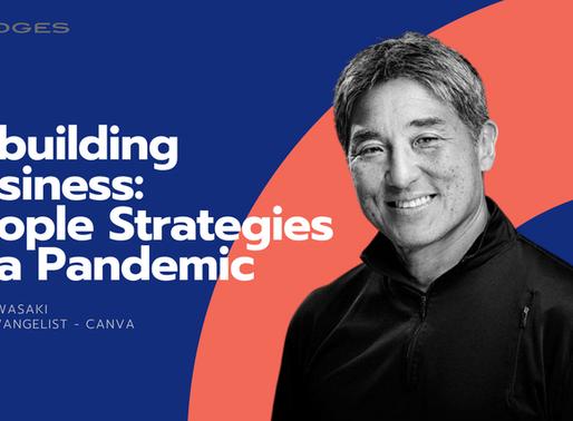 Rebuilding Business: People Strategies in a Pandemic by Guy Kawasaki