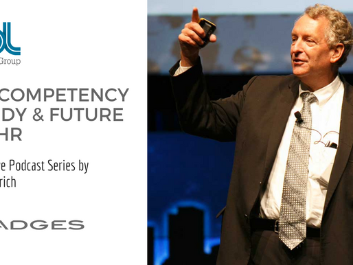 Exclusive Podcasts by Dave Ulrich: HR Competency & Future of HR