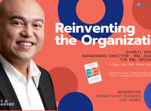 Reinventing the Organization with Darryl Wee