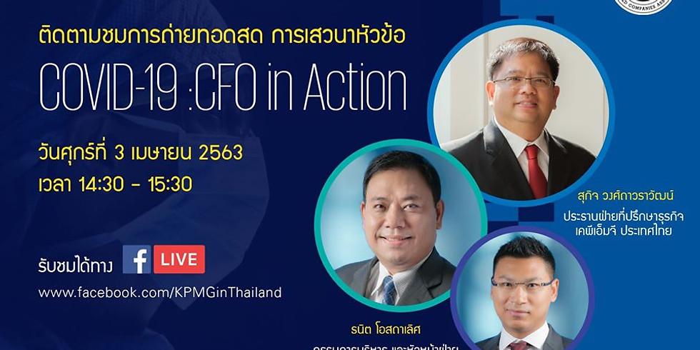 COVID-19 - CFO in Action