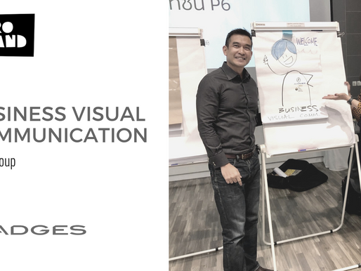 Business Visual Communication @ SCG