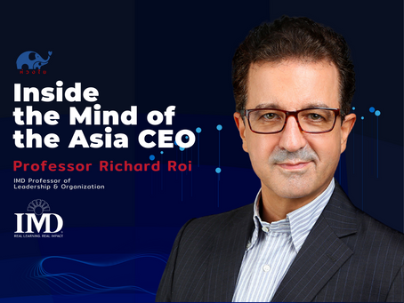 Inside the Mind of the Asia CEO by IMD