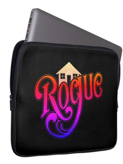 Rainbow Rogue Laptop Case