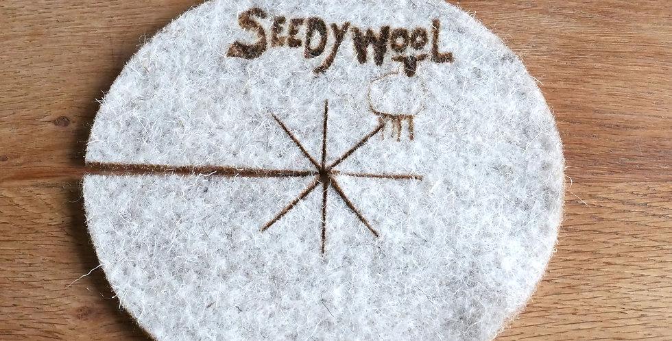 WoolyWoolPecker D16cm