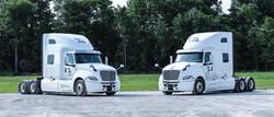 Semo Express trucks_