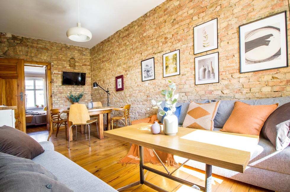 Apartament-Krotkoterminowy-z-2-sypialnia