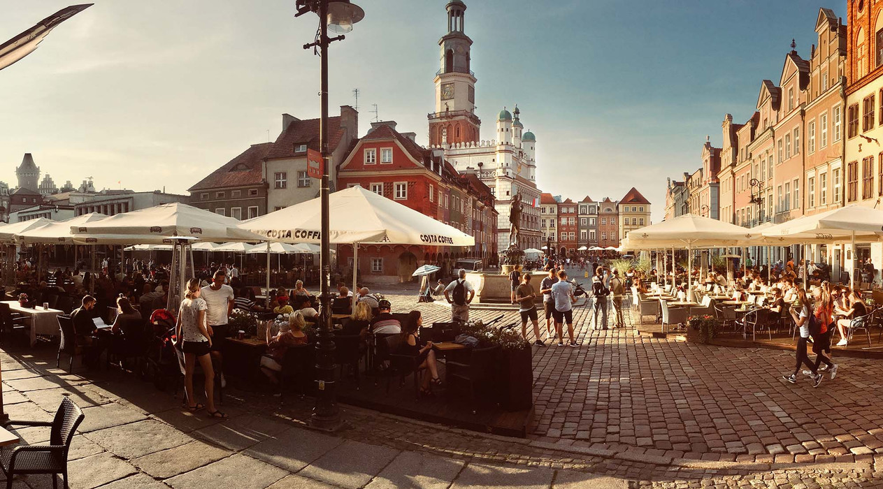 Apartments to rent Poznan Old Town