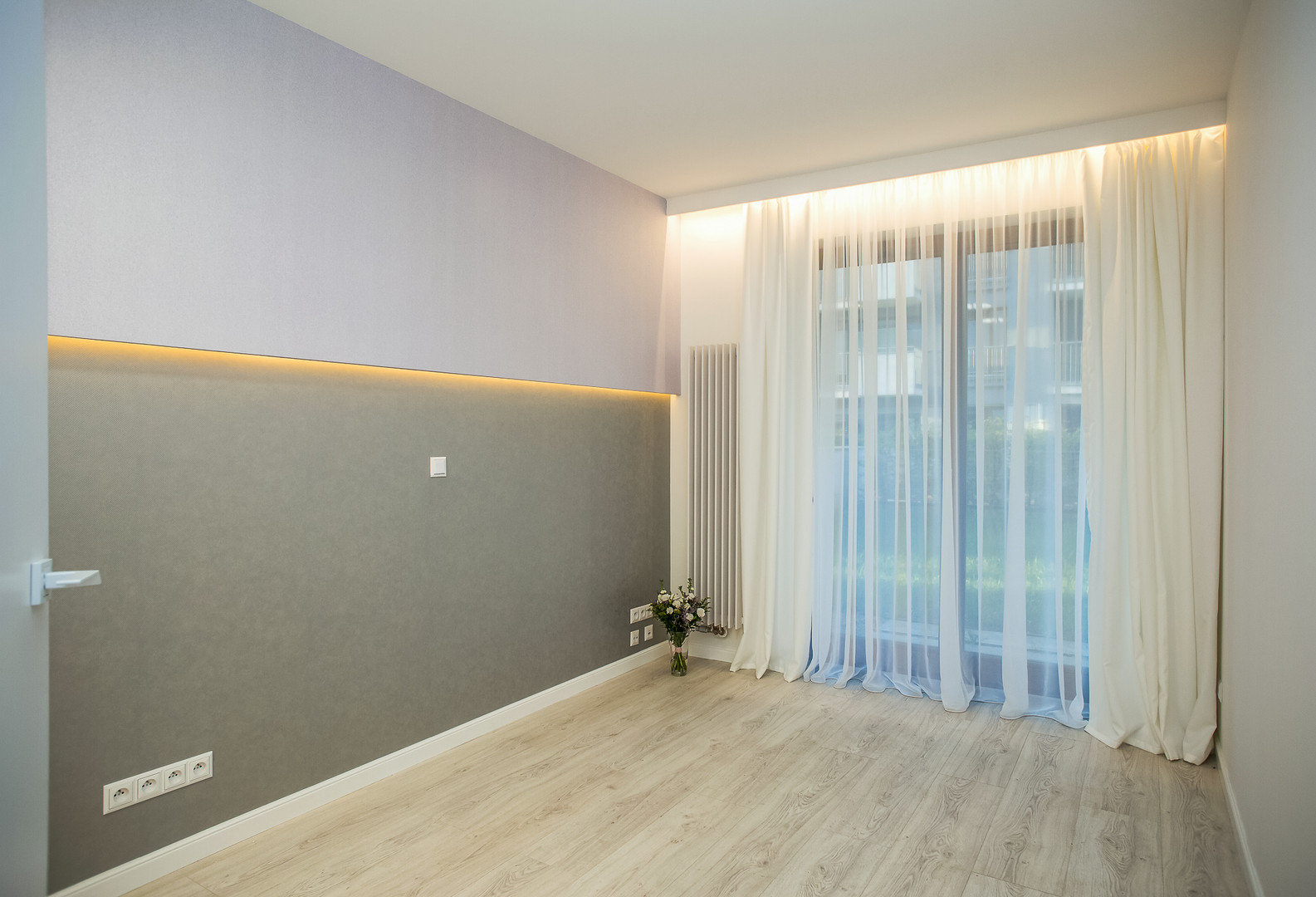 Poznan Maratonska ground floor  flat for