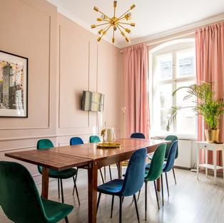 Apartament GLAM (12 osób)