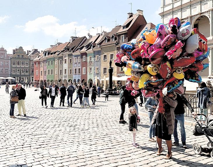 Apartament dla rodzin z dziećmi w Poznaniu
