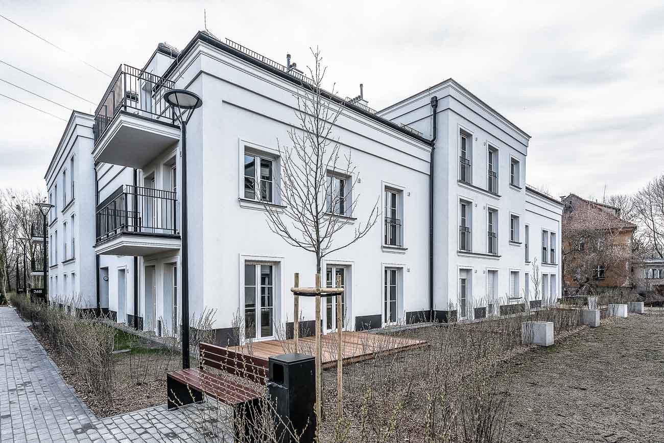 Apartaments for rent Poznan Towarowa-30.