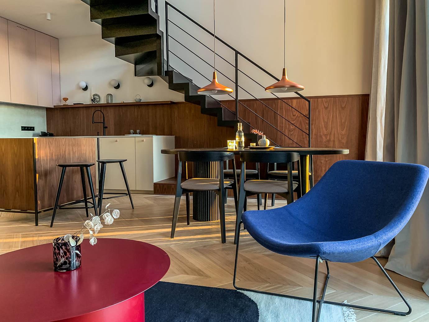 Aparrtment for rent Browary Warszawskie1