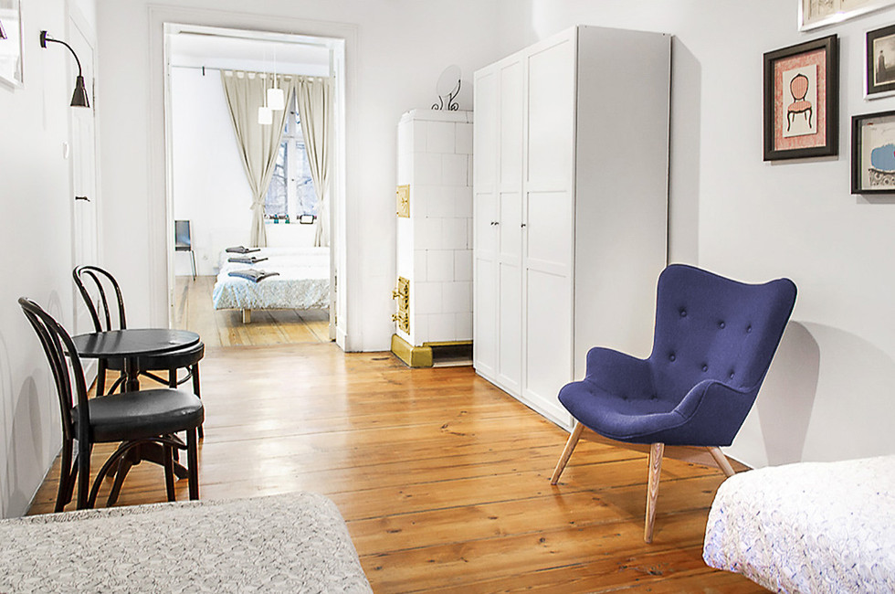 Apartment 6 7 8 osob Poznan Old Town (5