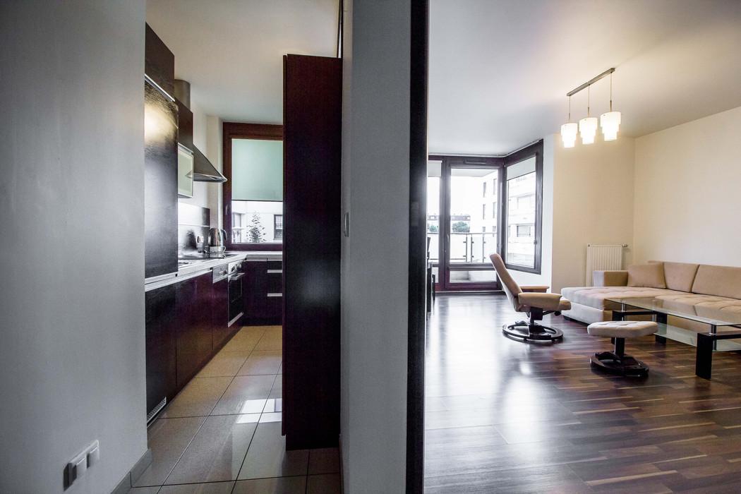 Apartment 1 bedroom Galileo Poznan Polan