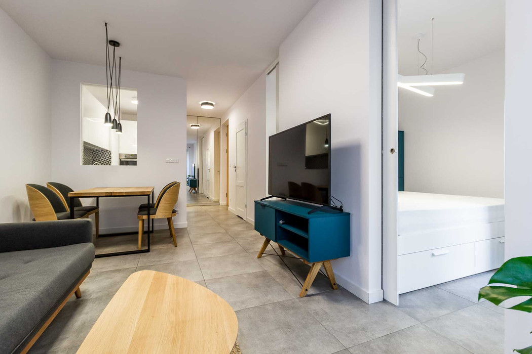apartment with garden for rent in Poznan-2.jpg